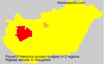 Nakovics