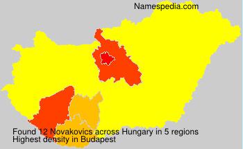 Novakovics