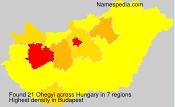 Ohegyi
