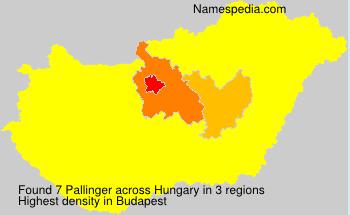Pallinger