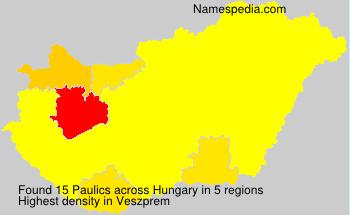 Paulics