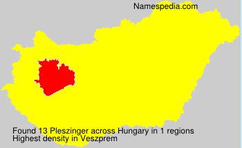 Pleszinger