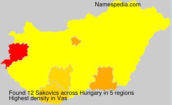 Sakovics