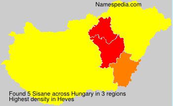 Sisane - Names Encyclopedia