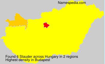 Stauder