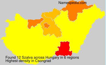Szalva