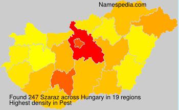 Szaraz