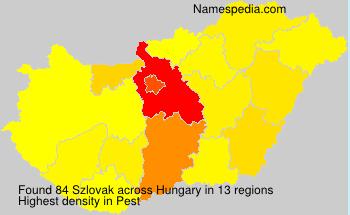 Szlovak