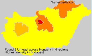 Urhegyi