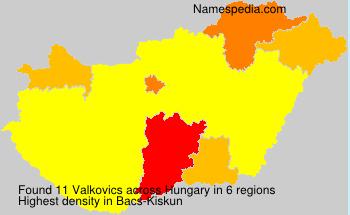 Valkovics
