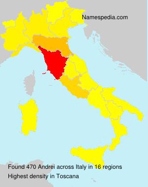 Andrei - Italy