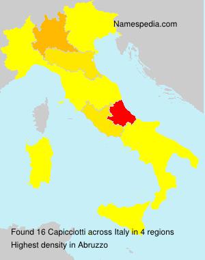 Capicciotti