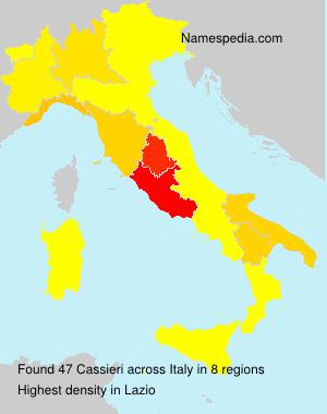 Cassieri