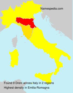 Dreni - Italy