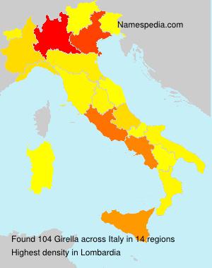 Girella - Italy