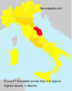 Girolimetti