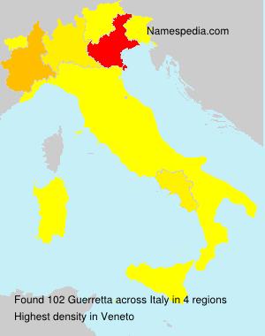 Guerretta - Italy