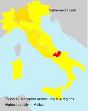 Macoretta