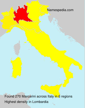 Marcarini - Italy
