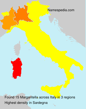 Margaritella - Italy
