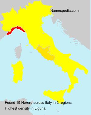 Norero - Italy