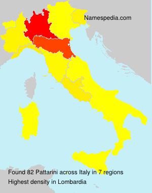 Pattarini - Italy