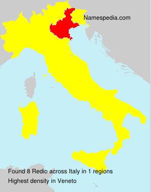 Redio - Italy