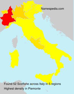 Scoffone - Italy