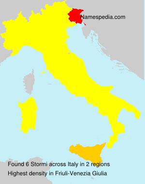 Stormi - Italy
