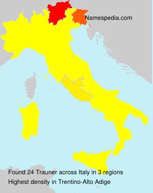 Trauner - Italy