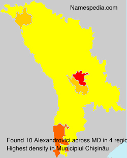 Alexandrovici