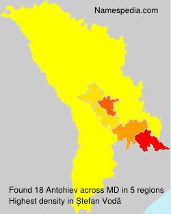 Antohiev
