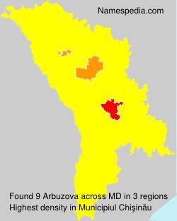 Arbuzova