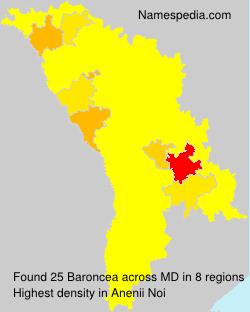 Baroncea