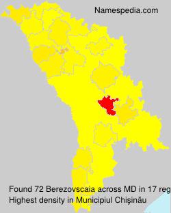 Berezovscaia