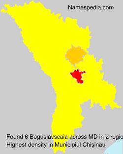 Boguslavscaia