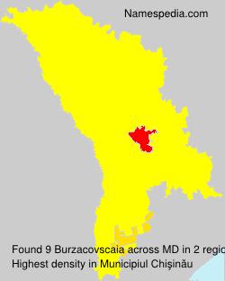 Burzacovscaia