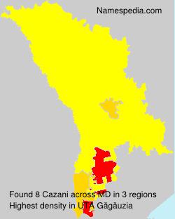 Cazani