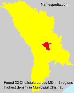 Cheltuiala