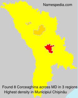 Corceaghina