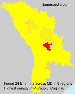 Eriomina