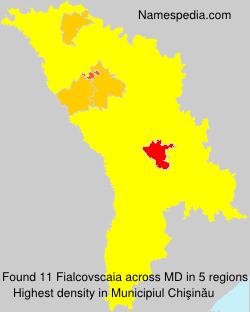 Fialcovscaia