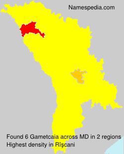 Gametcaia