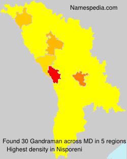 Gandraman
