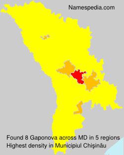 Gaponova