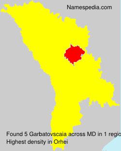 Garbatovscaia