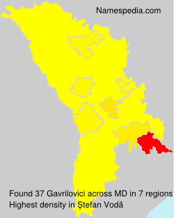 Gavrilovici