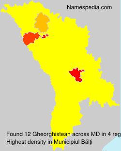 Gheorghistean