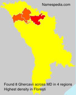 Ghercavii