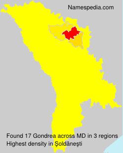 Gondrea